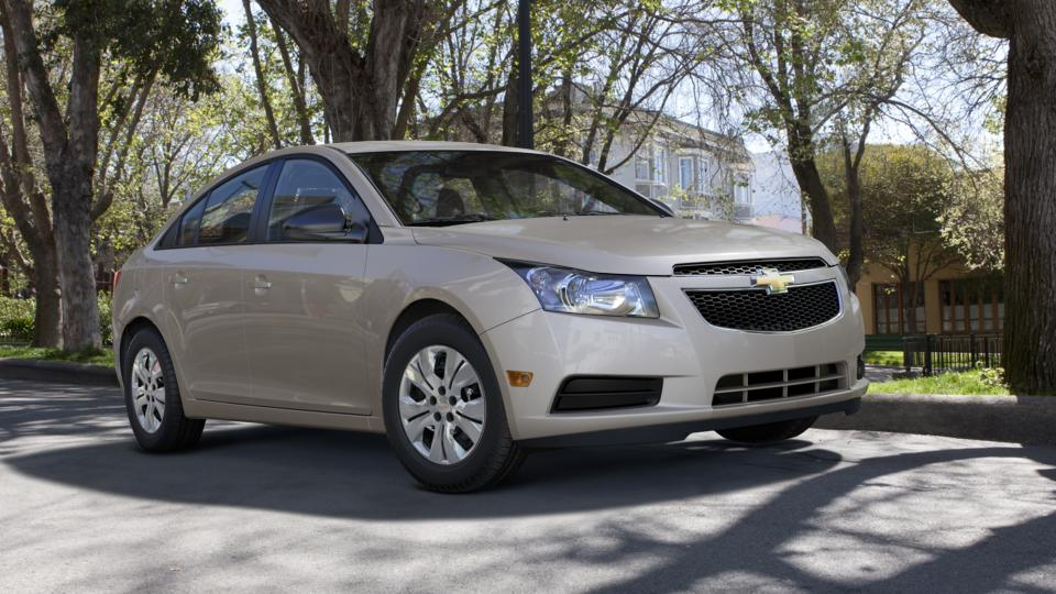 2013 Chevrolet Cruze Vehicle Photo in Oklahoma City, OK 73114