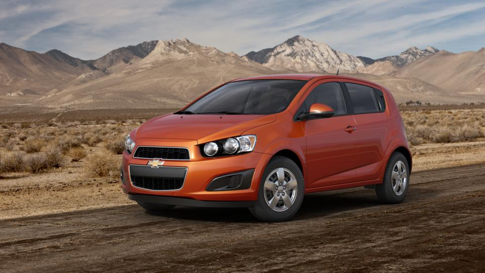 2013 Chevrolet Sonic Vehicle Photo in Akron, OH 44303