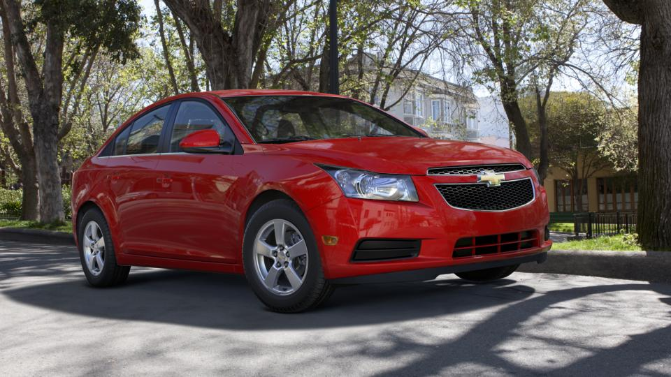 2013 Chevrolet Cruze Vehicle Photo in Akron, OH 44320