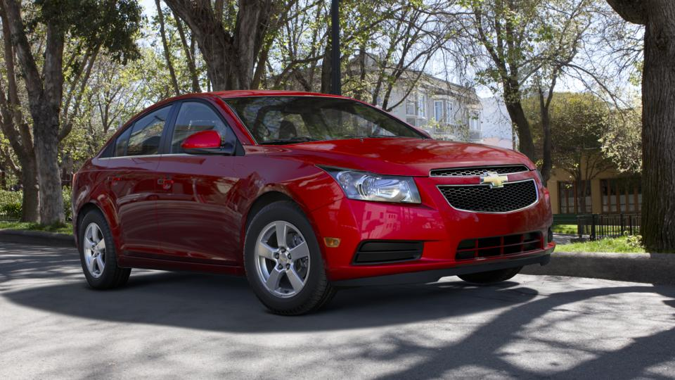 2013 Chevrolet Cruze Vehicle Photo in Troy, MI 48084