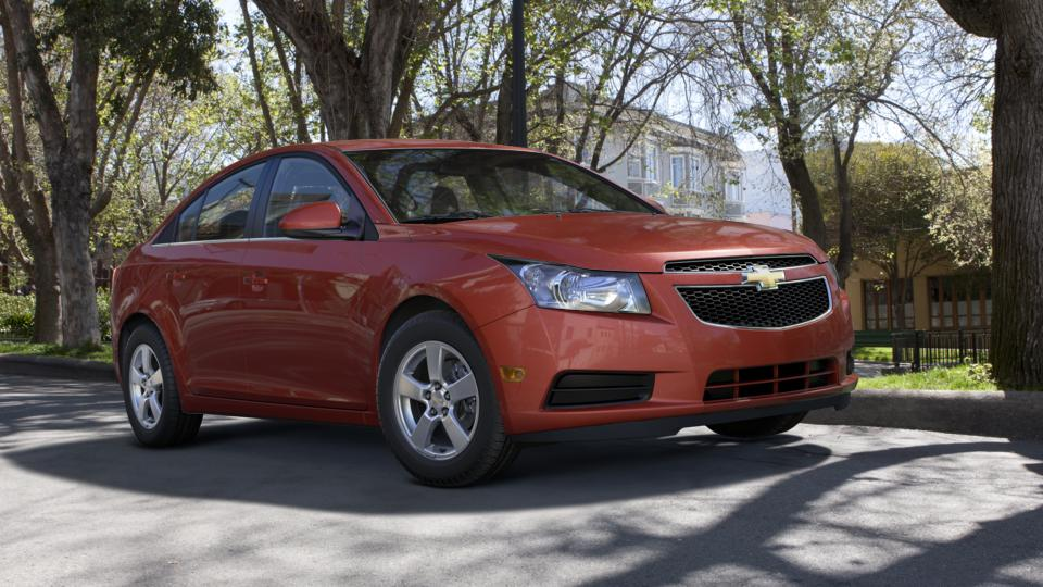 2013 Chevrolet Cruze Vehicle Photo in Houston, TX 77090
