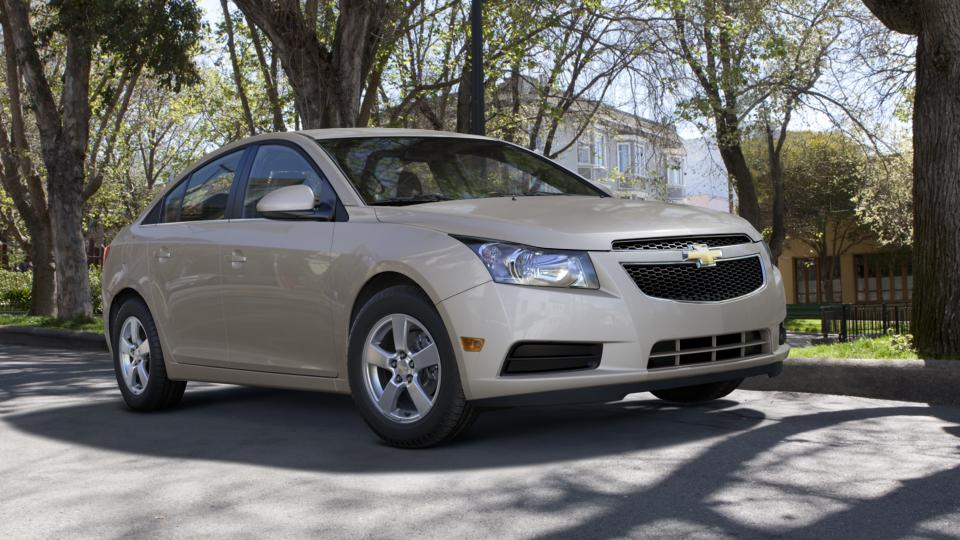 2013 Chevrolet Cruze Vehicle Photo in Midlothian, VA 23112