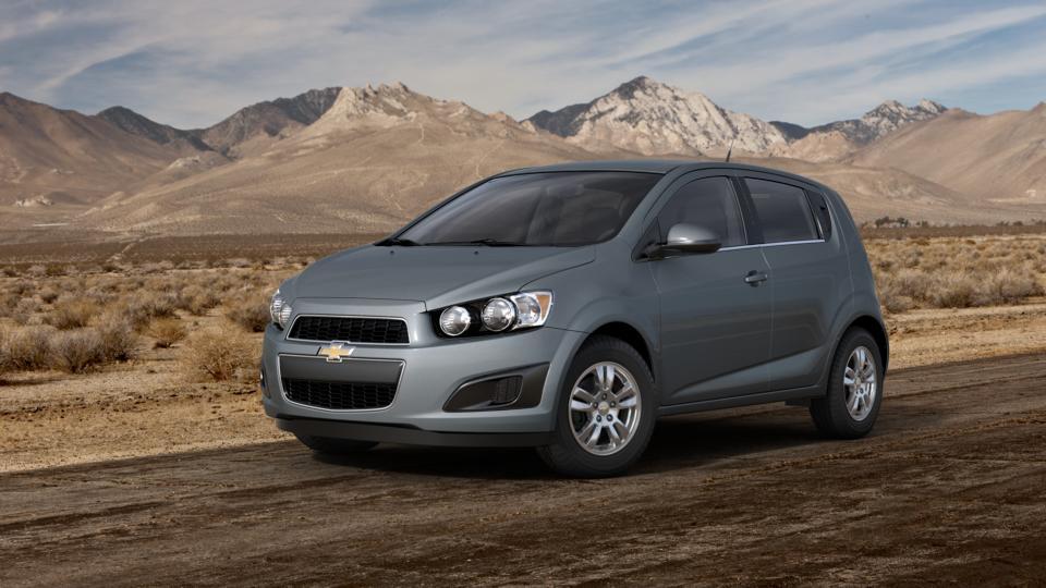 2013 Chevrolet Sonic Vehicle Photo in Kansas City, MO 64114