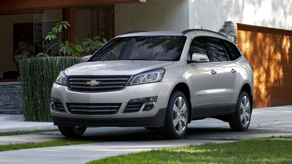 2013 Chevrolet Traverse Vehicle Photo in Akron, OH 44320
