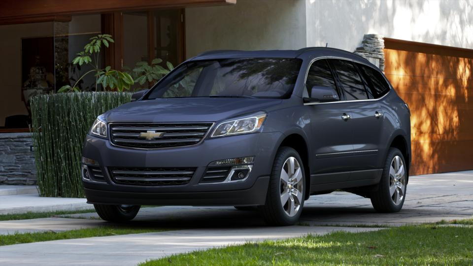 2013 Chevrolet Traverse Vehicle Photo in Anchorage, AK 99515