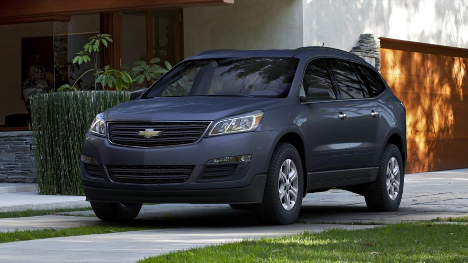 2013 Chevrolet Traverse Vehicle Photo in Hyde Park, VT 05655