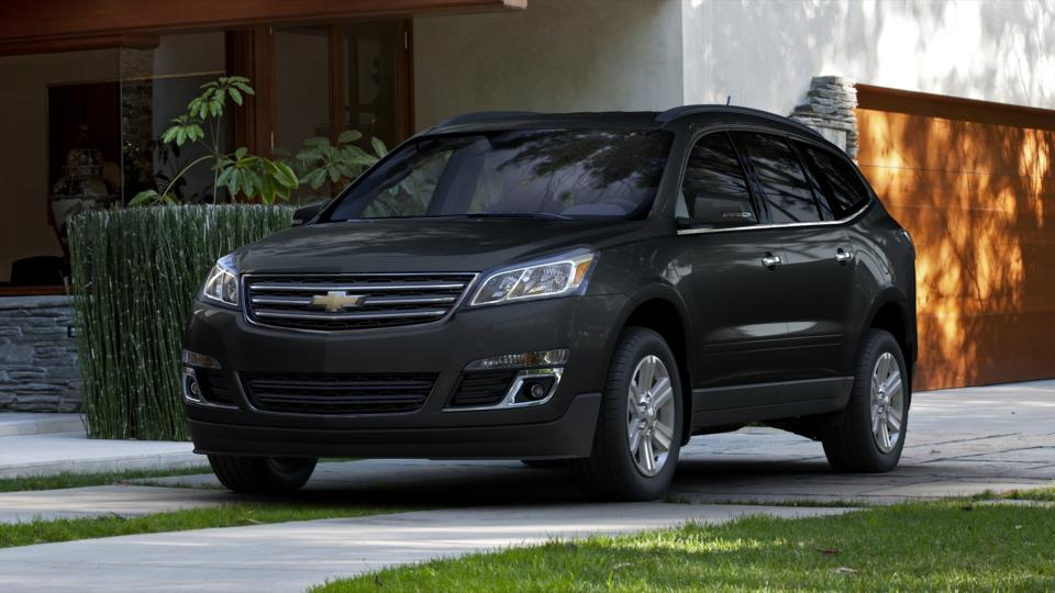 2013 Chevrolet Traverse Vehicle Photo in Greeley, CO 80634