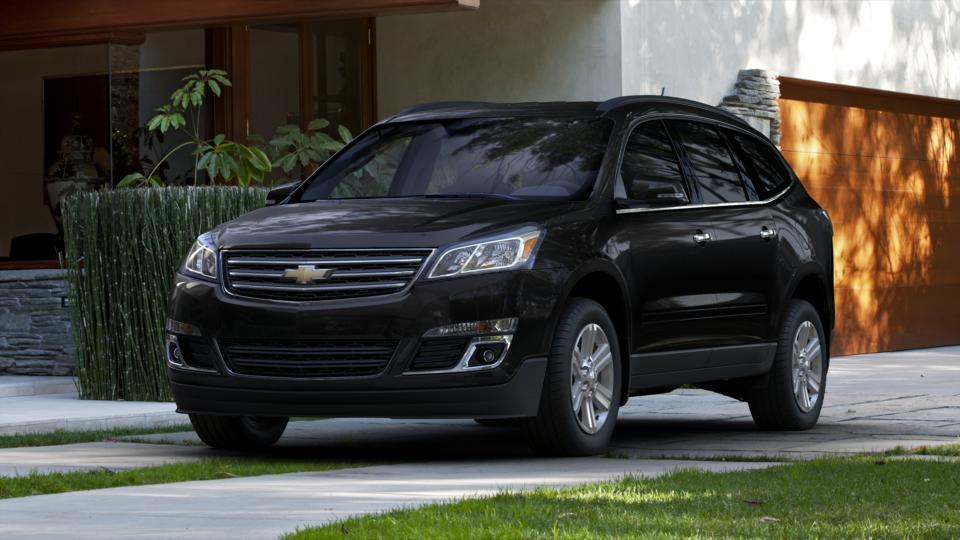 2013 Chevrolet Traverse Vehicle Photo in Twin Falls, ID 83301