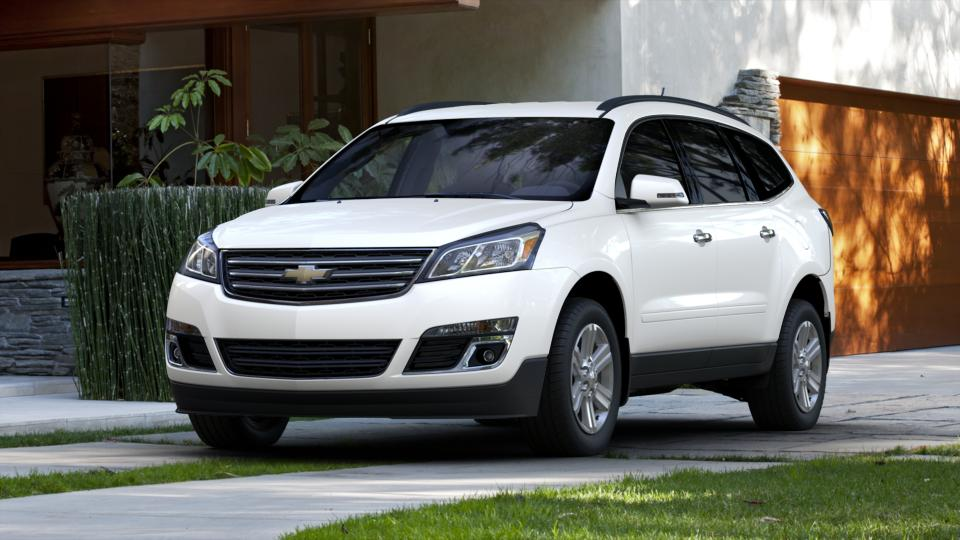 2013 Chevrolet Traverse Vehicle Photo in Akron, OH 44312