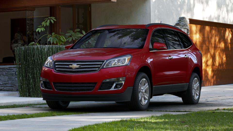 2013 Chevrolet Traverse Vehicle Photo in Odessa, TX 79762
