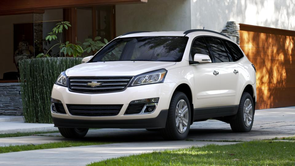 2013 Chevrolet Traverse Vehicle Photo in Boonville, IN 47601