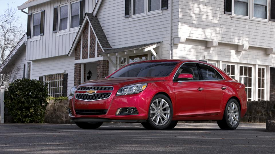 2013 Chevrolet Malibu Vehicle Photo in Oklahoma City, OK 73114
