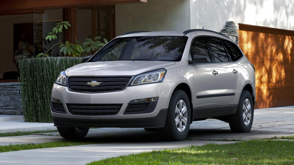 2013 Chevrolet Traverse Vehicle Photo in San Leandro, CA 94577