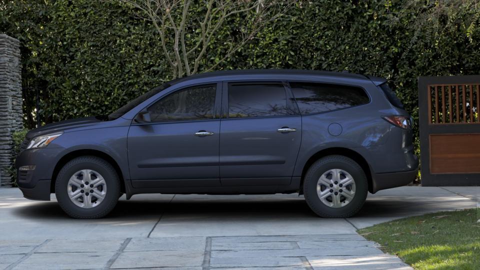 2013 Chevrolet Traverse at John Hiester Chevrolet of ...