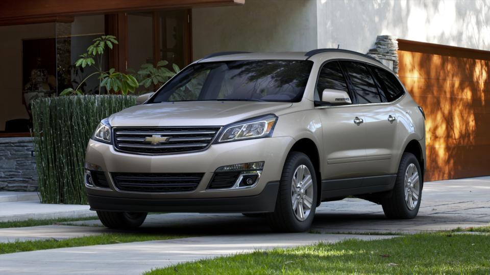 2013 Chevrolet Traverse Vehicle Photo in Manassas, VA 20109