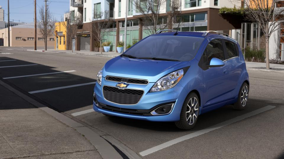 2013 Chevrolet Spark Vehicle Photo in Twin Falls, ID 83301