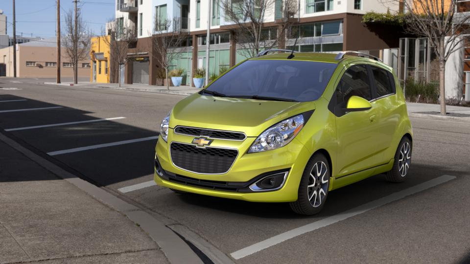 2013 Chevrolet Spark Vehicle Photo in Beaufort, SC 29906