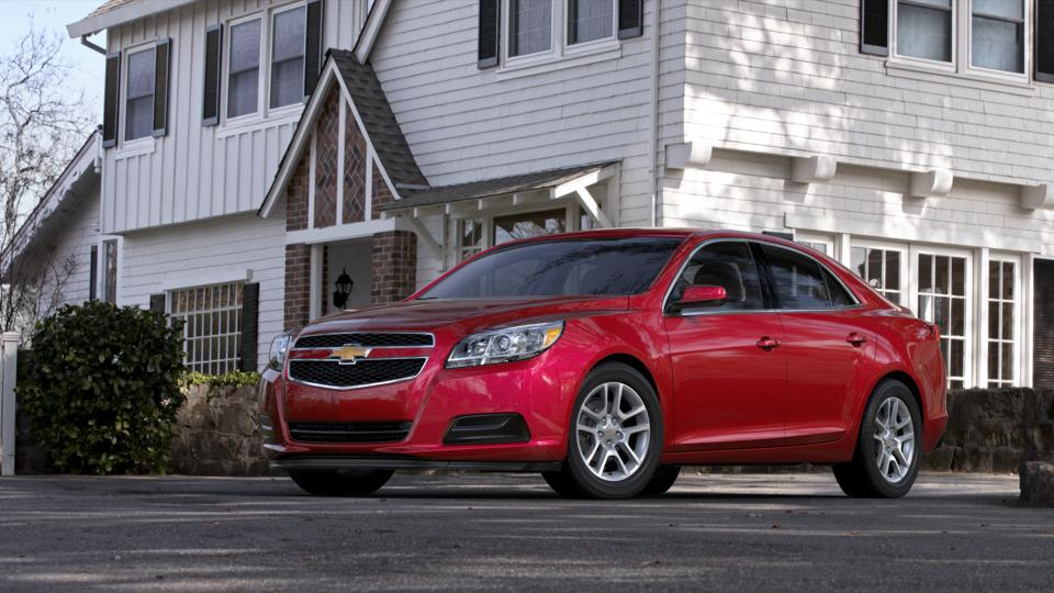 2013 Chevrolet Malibu Vehicle Photo in Helena, MT 59601