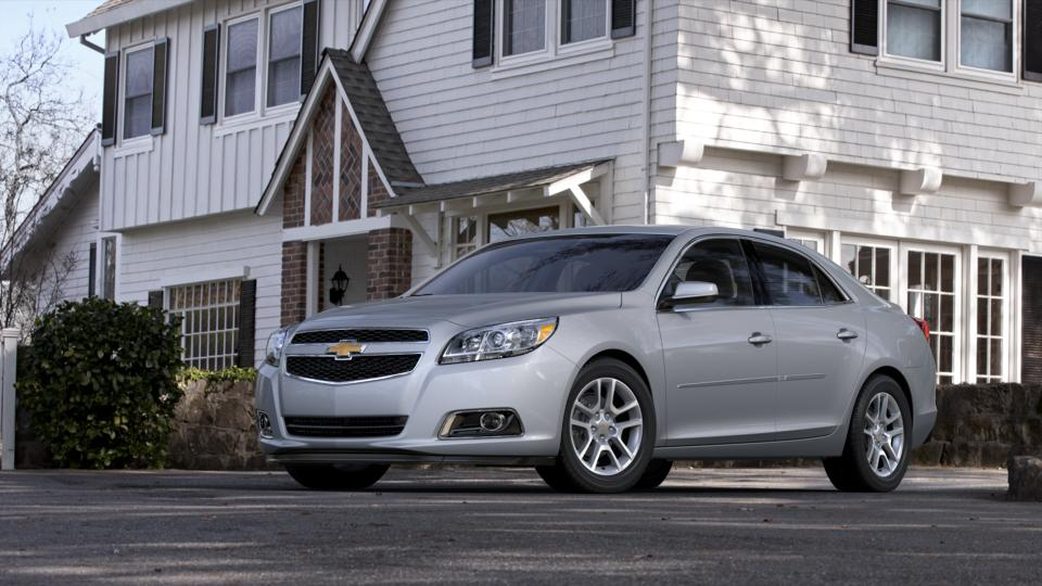 2013 Chevrolet Malibu Vehicle Photo in Colorado Springs, CO 80905