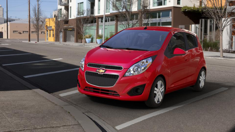 2013 Chevrolet Spark Vehicle Photo in Columbia, MO 65203-3903