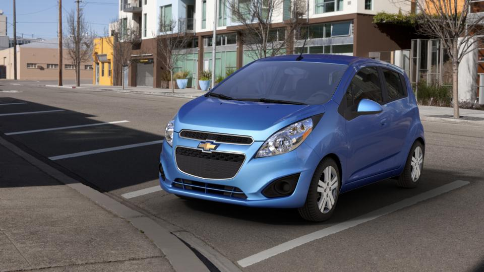 2013 Chevrolet Spark Vehicle Photo in Hudson, MA 01749