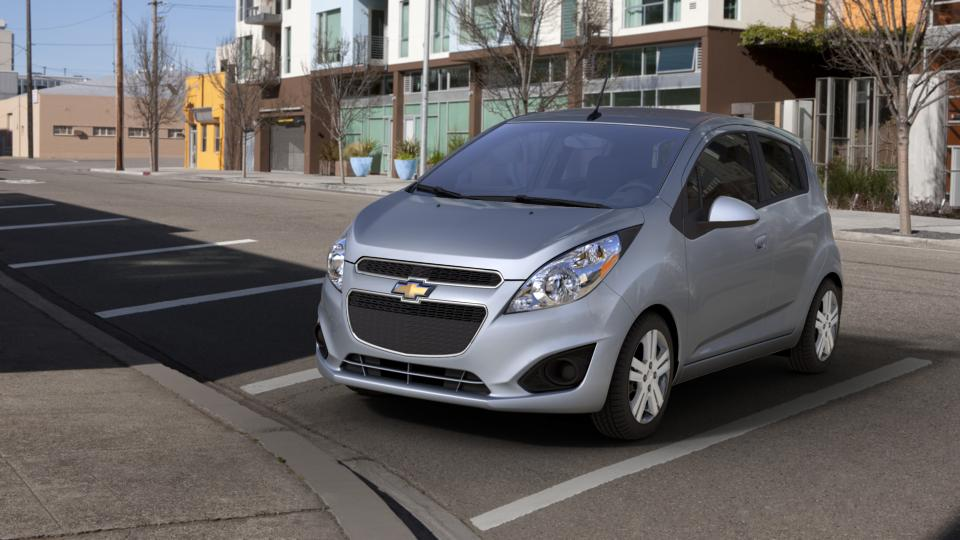 2013 Chevrolet Spark Vehicle Photo in Tampa, FL 33612