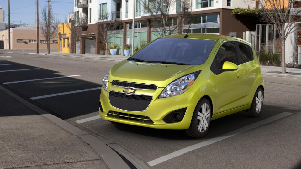 2013 Chevrolet Spark Vehicle Photo in Temecula, CA 92591