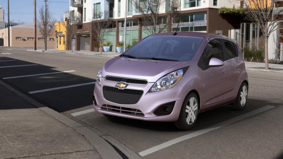 2013 Chevrolet Spark Vehicle Photo in Gainesville, TX 76240