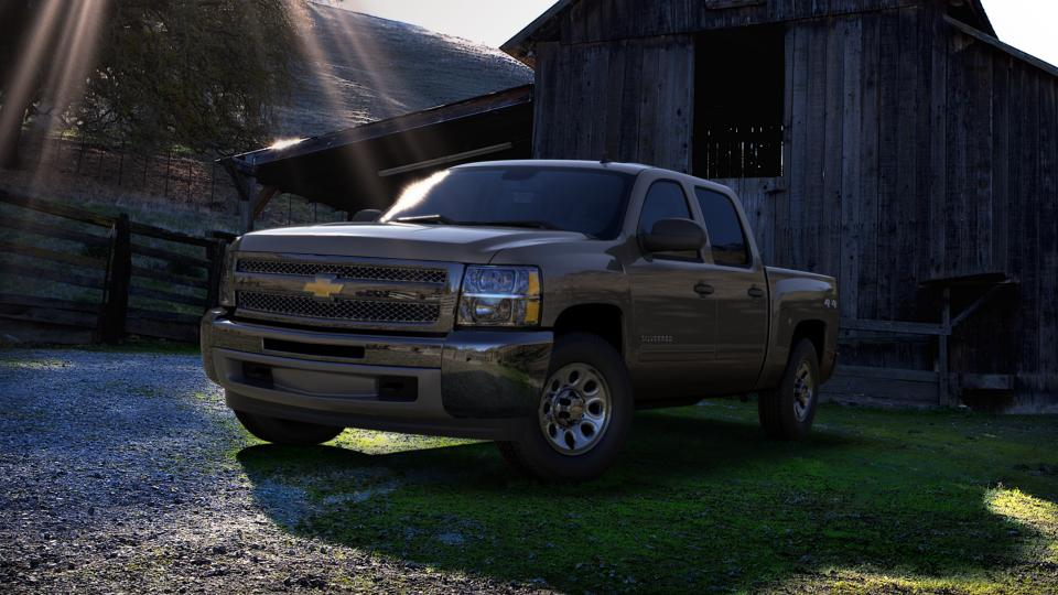 2013 Chevrolet Silverado 1500 Vehicle Photo in Moon Township, PA 15108