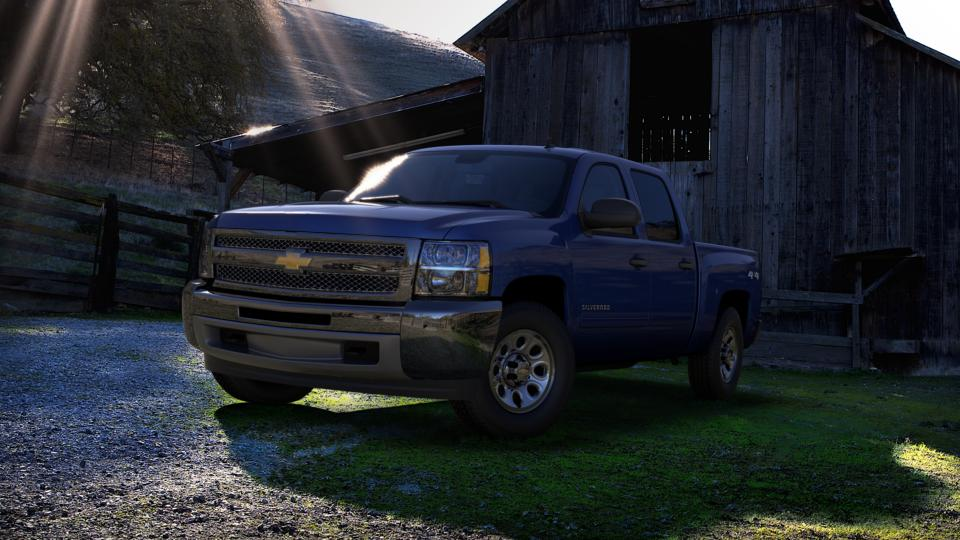 2013 Chevrolet Silverado 1500 Vehicle Photo in Reese, MI 48757
