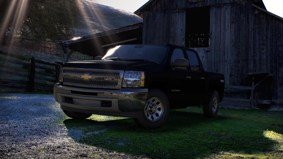 2013 Chevrolet Silverado 1500 Vehicle Photo in Menomonie, WI 54751