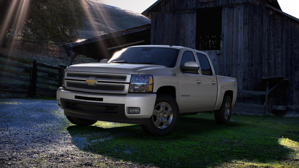 2013 Chevrolet Silverado 1500 Vehicle Photo in Greeley, CO 80634