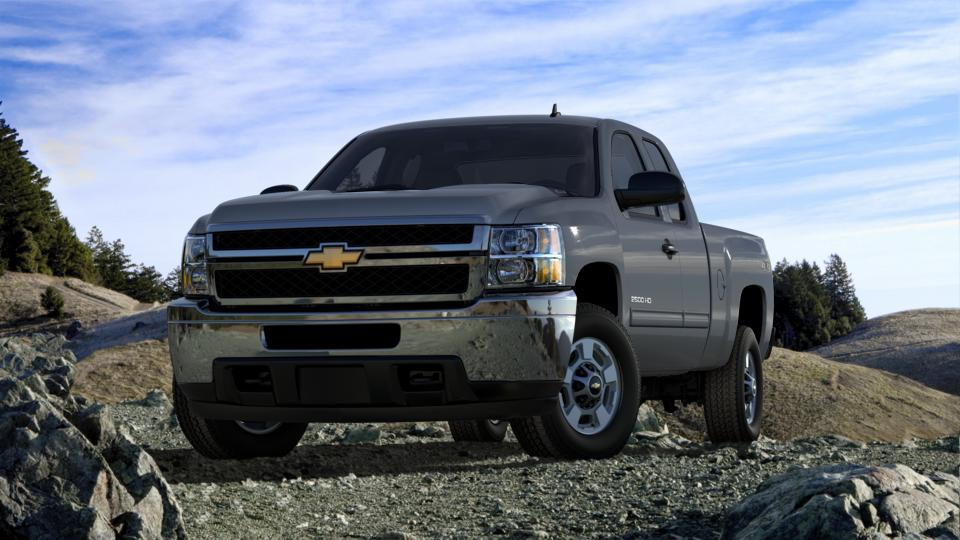 2013 Chevrolet Silverado 2500HD Vehicle Photo in Warrensville Heights, OH 44128