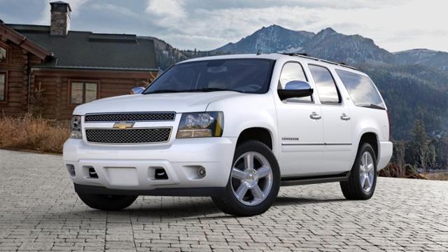 2013 Chevrolet Suburban For Sale In Golden Valley