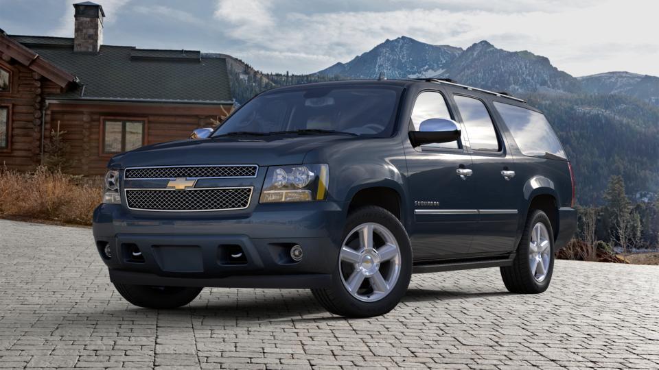 2013 Chevrolet Suburban Vehicle Photo in Menomonie, WI 54751