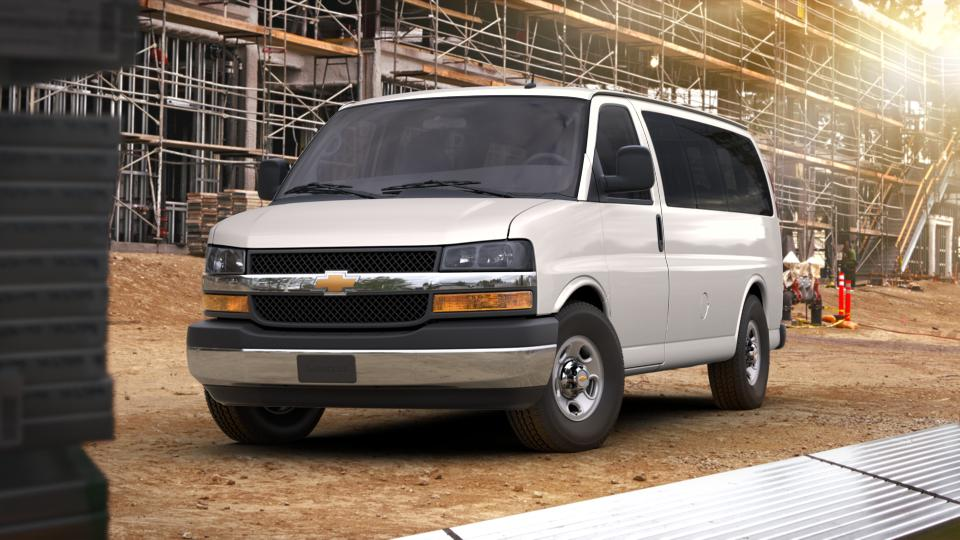 2013 Chevrolet Express Passenger Vehicle Photo in Akron, OH 44312