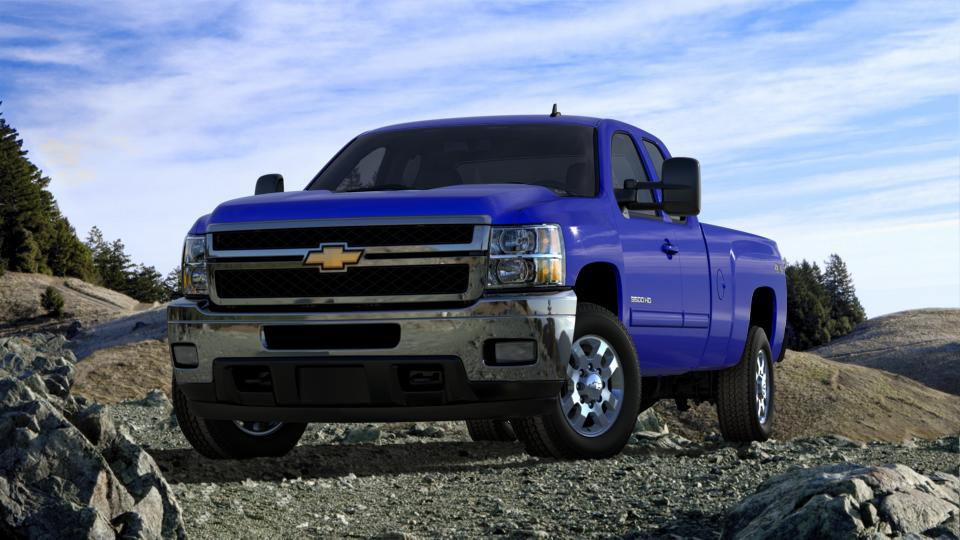 2013 Chevrolet Silverado 3500HD Vehicle Photo in Saginaw, MI 48609