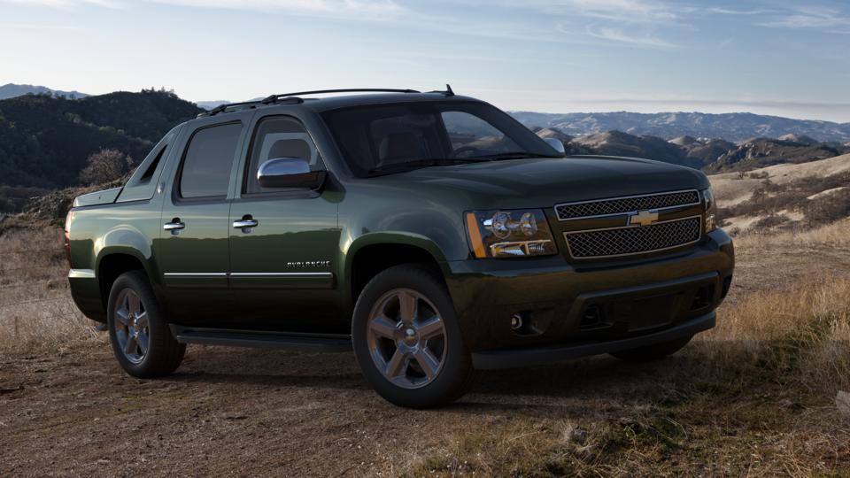 2013 Chevrolet Avalanche Vehicle Photo in Casper, WY 82609