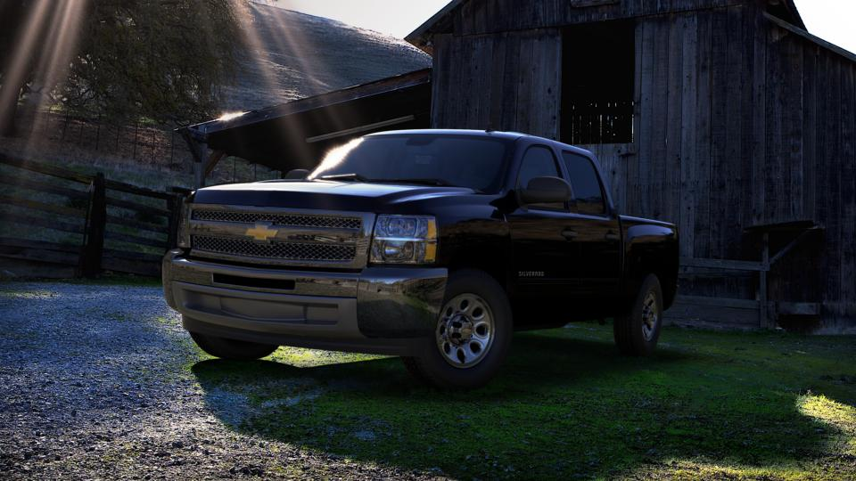 2013 Chevrolet Silverado 1500 Vehicle Photo in Columbia, TN 38401