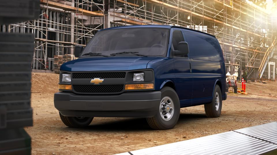 2013 Chevrolet Express Cargo Van Vehicle Photo in Midland, TX 79703