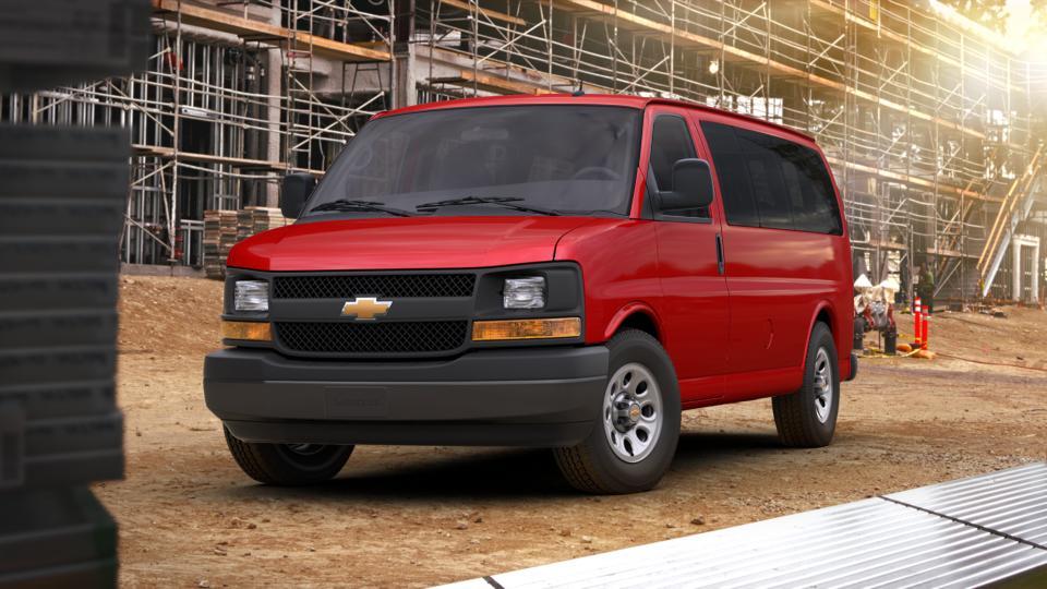 2013 Chevrolet Express Passenger Vehicle Photo in Hudson, MA 01749