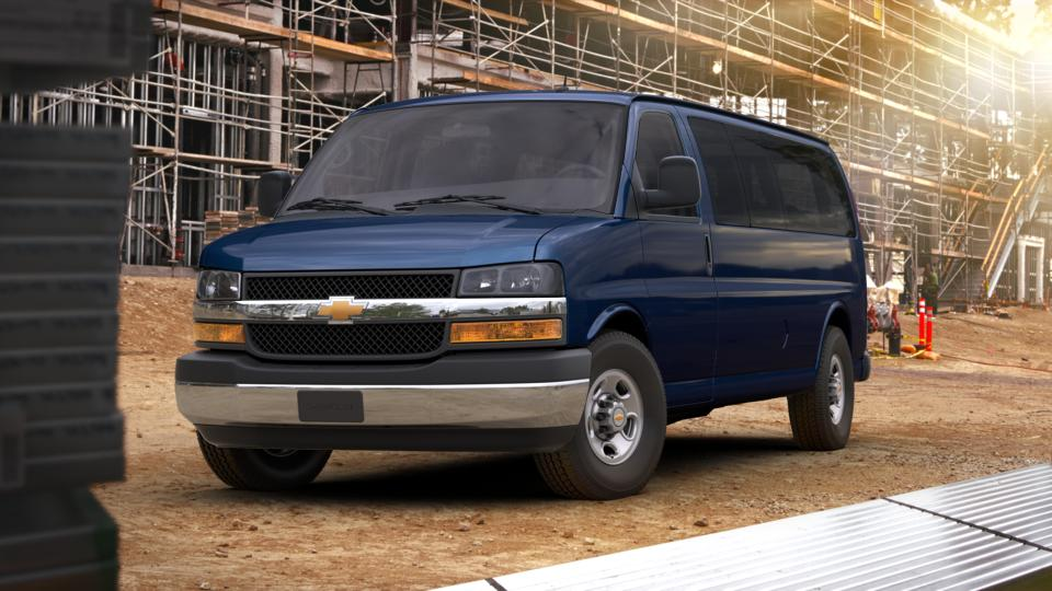 2013 Chevrolet Express Passenger Vehicle Photo in Hudson, MA 01749
