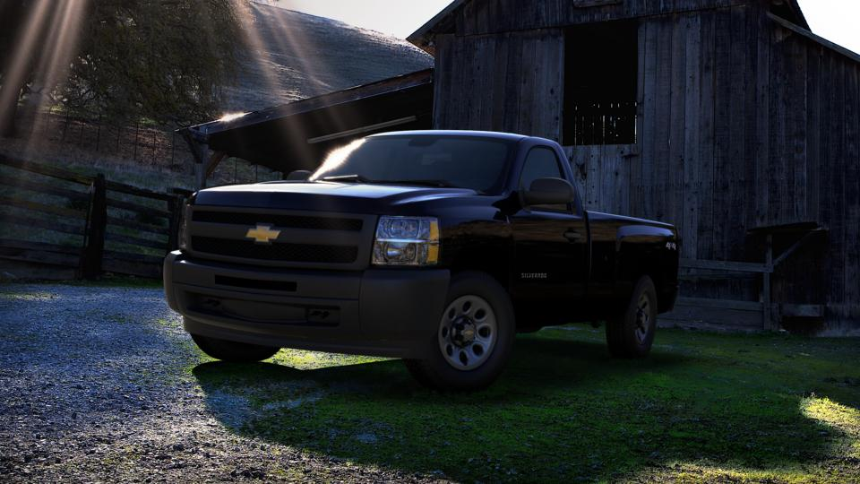 2013 Chevrolet Silverado 1500 Vehicle Photo in Hudson, MA 01749