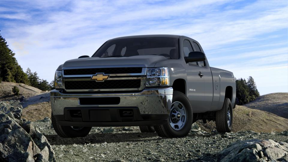 2013 Chevrolet Silverado 2500HD Vehicle Photo in Johnston, RI 02919