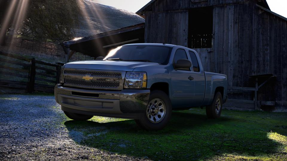 2013 Chevrolet Silverado 1500 Vehicle Photo in Trevose, PA 19053