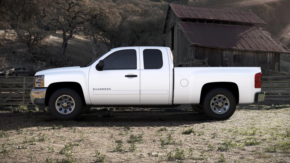 Parker Chevrolet Ashburn Ga >> Used 2013 Chevrolet Silverado 1500 Extended Cab Standard Box 2-Wheel Drive LT for Sale in ...