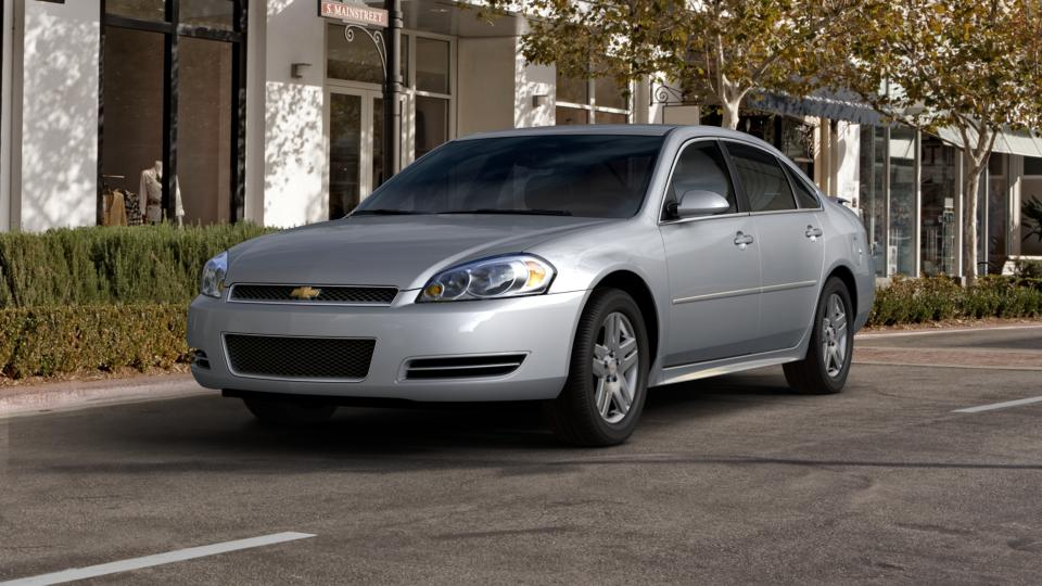 2013 Chevrolet Impala Vehicle Photo in Melbourne, FL 32901