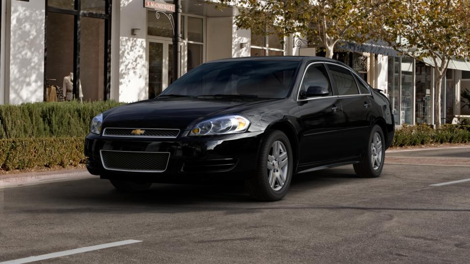 2013 Chevrolet Impala Vehicle Photo in Saginaw, MI 48609