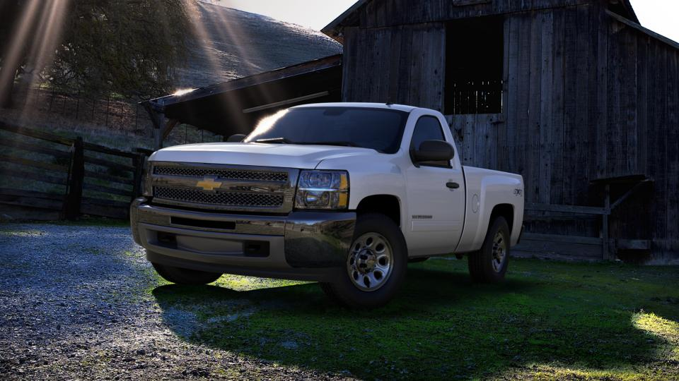 2013 Chevrolet Silverado 1500 Vehicle Photo in Emporia, VA 23847