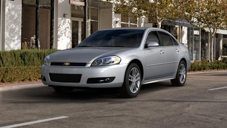 2013 Chevrolet Impala Vehicle Photo in Redding, CA 96002